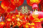 福建福州:张灯结彩迎新春