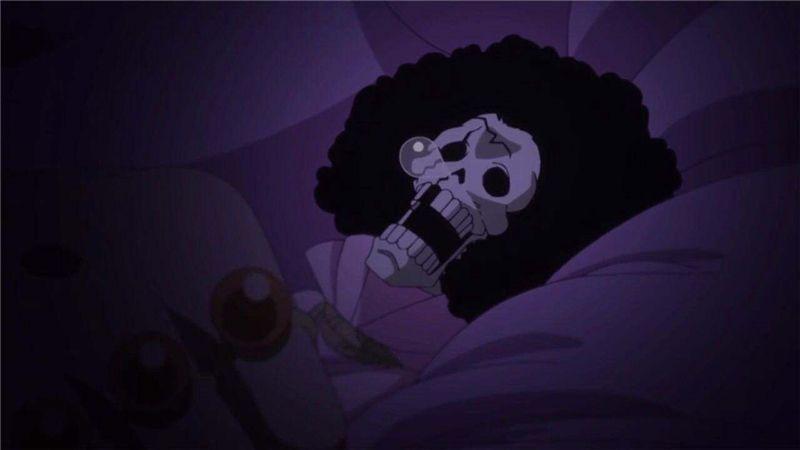 海贼王:这几位真是什么情况都能睡 睡姿太霸气了