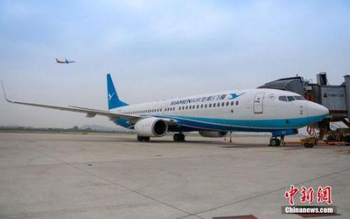 福州增开40班次两岸航班春节加班机