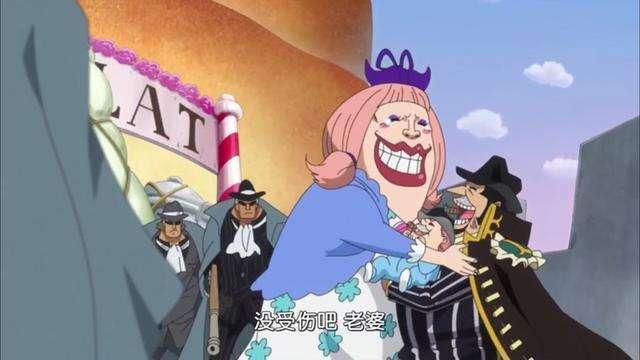"""海贼王:这对""""妇唱夫随""""的夫妻戚风与贝基 拯救大家于危难"""