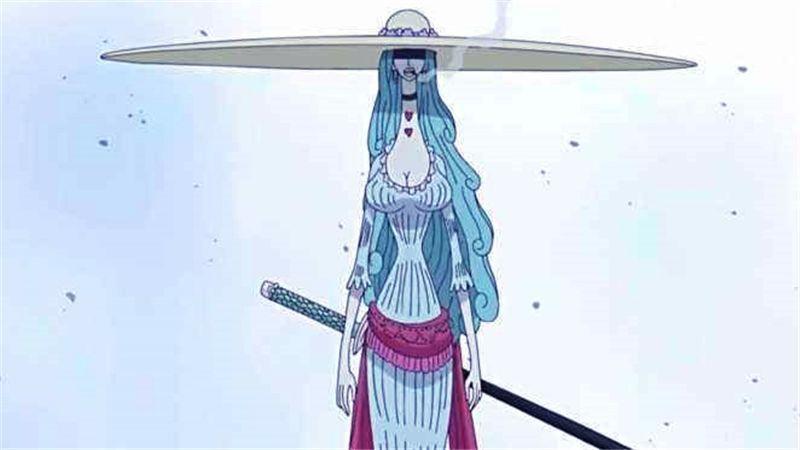 海贼王:大妈团人气最高女儿 嘉蕾特仅排第三布琳第二