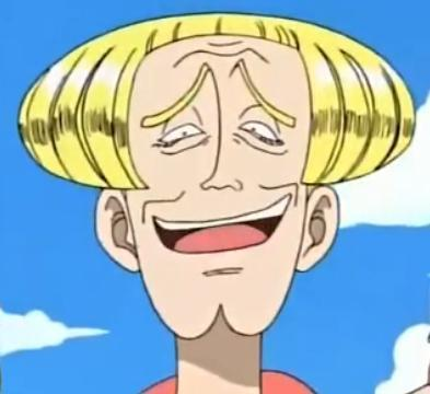 海贼王:谁是最丑陋的人?第一名丑出新高度