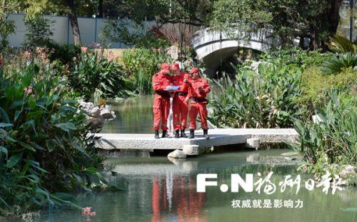 """省""""两会""""代表委员点赞威彩平台水系综合管理事情"""