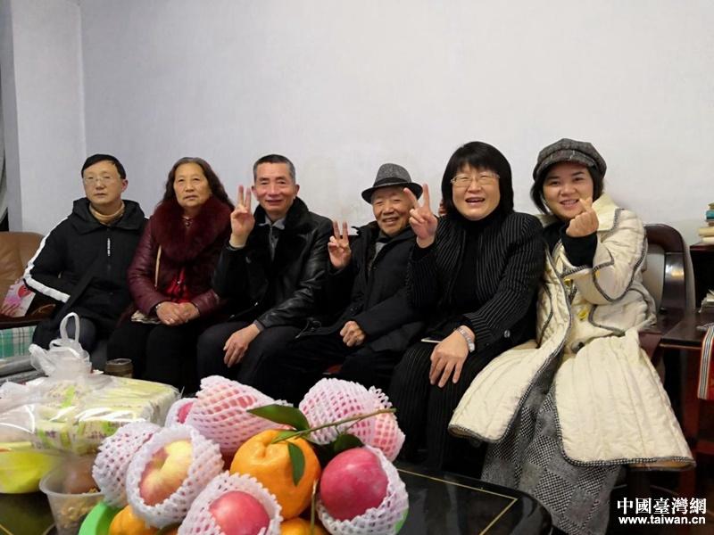 台湾青年德阳创业 找到失联70余年的故里亲人