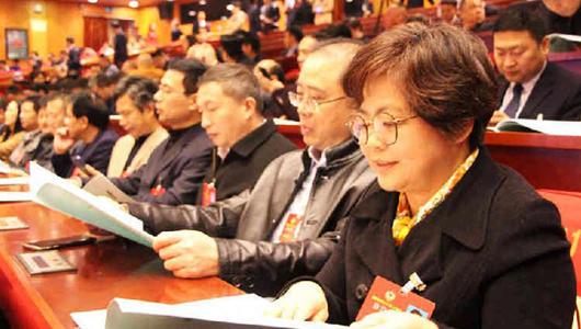 福建省政协十二届二次会议第二次全体会议