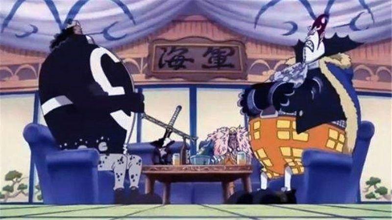 海贼王:七武海的另一面 他们的变化都有点大啊