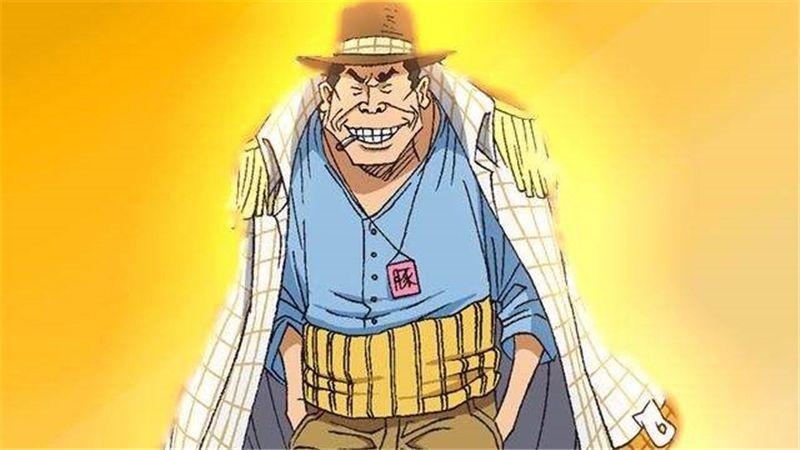 海贼王:卡普麾下有哪些强者 孔明的武装色能变形态