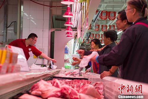 农业农村部:非洲猪瘟对猪肉市场价格影响有限