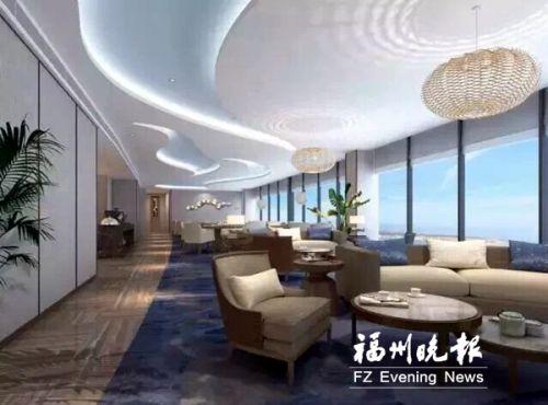 福州滨海新城首家五星级酒店3月开业