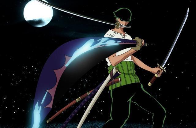 海贼王:锦卫门口中的三位传说级武士是谁 路飞和凯多还有差距
