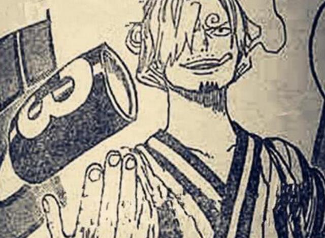 海贼王930话:山治爆发穿上战斗服,赏金飙升,直指黑胡子22亿