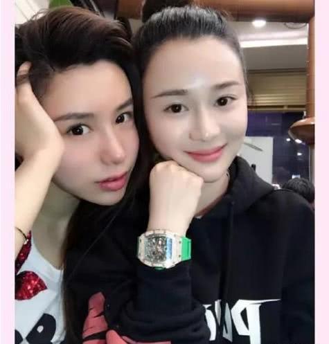 陈昱霖国外豪华生活证实:波叔给了她很多钱,手表包价值500万