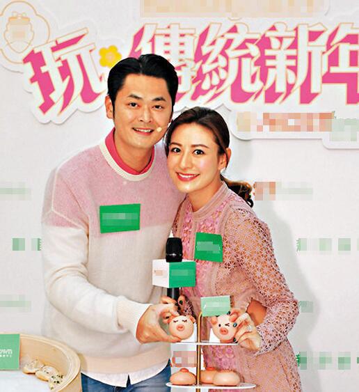 江若琳爆老公婚后态度变 希望今年能生猪宝宝