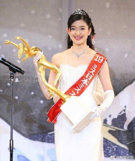 2019日本小姐冠军是谁?前几届日本小姐冠军盘点
