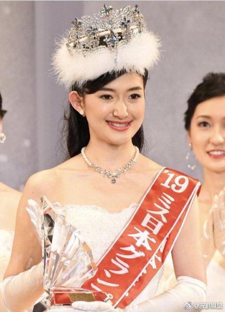 2019日本小姐冠军是谁?2019日本小姐选美冠军真正的学霸