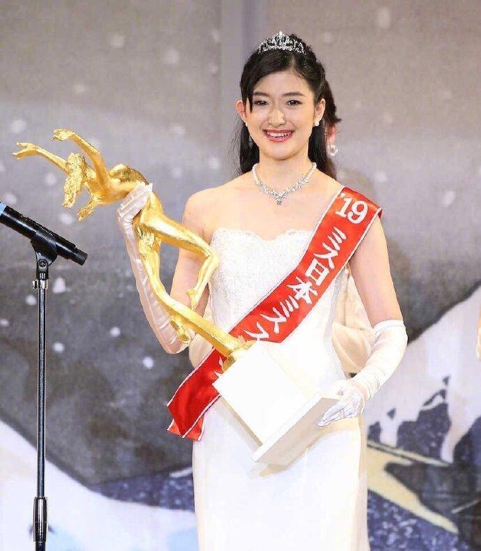 2019日本小姐冠军出炉 网友表示无法接受:我眼前一黑