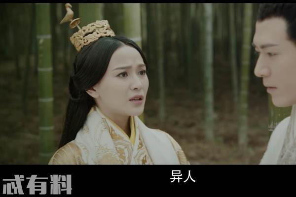 皓镧传公主雅头顶上为什么会顶只鸟 公主雅的头饰符合历史吗