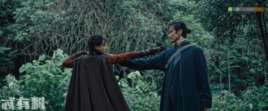 怒晴湘西:鹧鸪哨与红姑娘相爱但最终没能在一起,红姑娘结局为爱牺牲