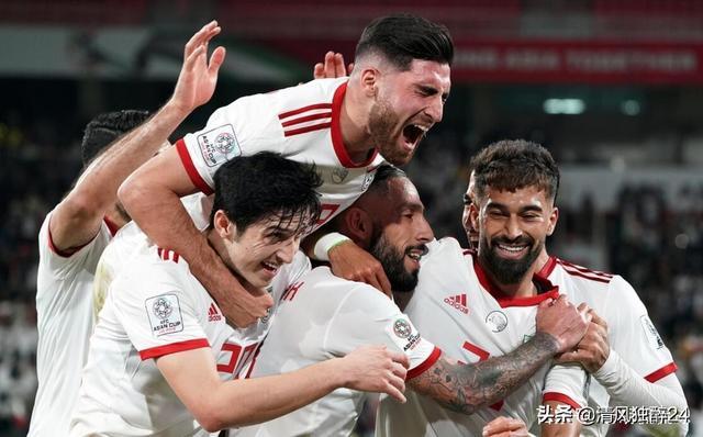 亚洲杯八强对阵赛程表比赛时间 1月25日0:00中