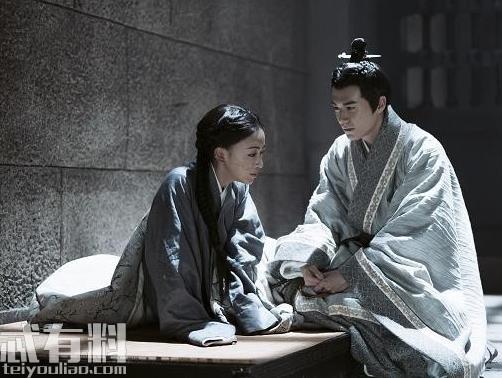 皓镧传吕不韦为什么把李皓镧嫁给嬴异人?李皓镧怎么会嫁给嬴异人?