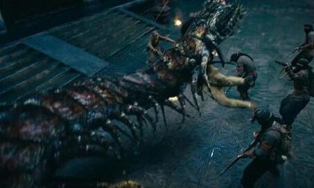 怒晴湘西 北瓜 六翅蜈蚣是什么怪物 元代墓探险怪物解析