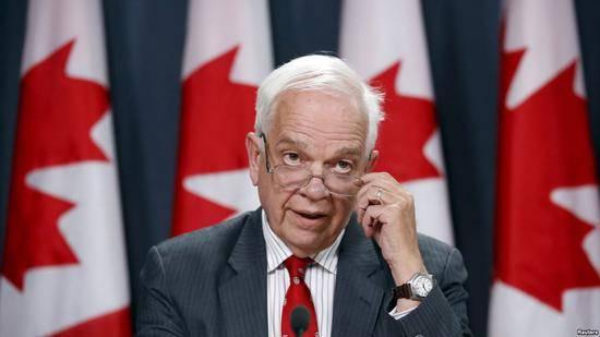 加拿大驻华大使麦家廉。(资料图)