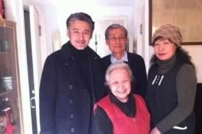 51岁吴秀波家庭状况曝光:妻子始终不离不弃,亲妈被送到敬老院