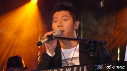 胡海泉一个人的独唱奔跑引网友热议:完了,高音他上不去了!