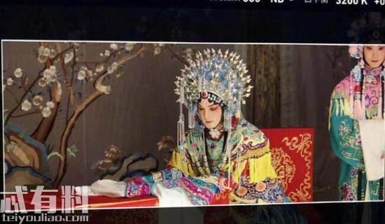 鬢邊不是海棠紅男主角是黃曉明還是尹正 尹正女裝扮相演的是誰