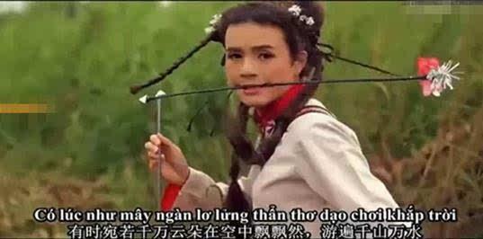 辣眼睛!越南版延禧攻略和還珠格格 就是來搞笑的!