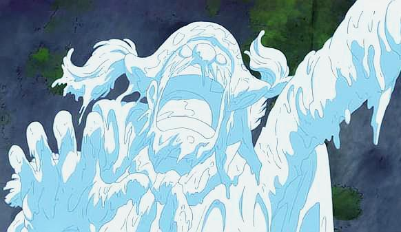 海贼王:青雉冰封过的9人 1个四皇2个七武海