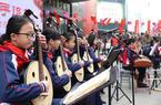 福州:传统文化进社区 志愿者先行