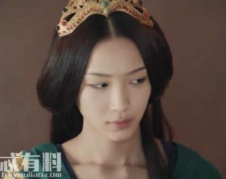 皓镧传韩少妃是韩国的卧底吗 韩少妃在历史上有原型吗
