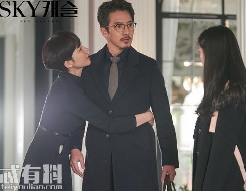 天空之城杀害惠娜的真凶是谁?金惠娜的死和郭美香有什么关系