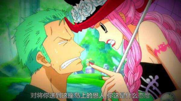 海贼王:这些有趣的情侣组合 你最喜欢哪组
