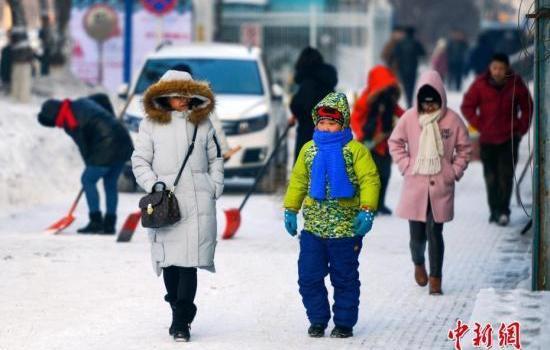 接下来是否还会出现极寒天气?国家气象中心回应