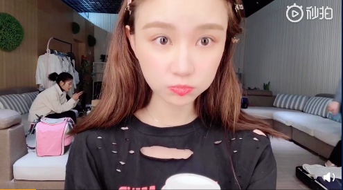 王思聪前女友雪梨晒化妆过程,网友:网红脸原来是这么来的