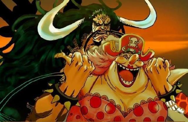 海贼王漫画931:乔巴喜提四皇战力 大妈或被洗白