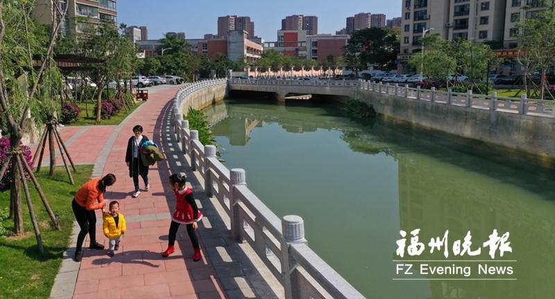 """福州今年再建50个串珠公园 23颗""""大珠子"""" 看看点缀谁家旁"""