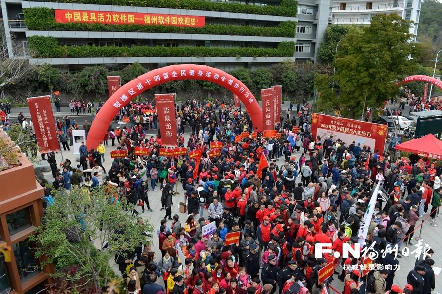 """鳌峰坊特色历史文化街区开放 福山郊野公园一期和二期""""合体"""""""