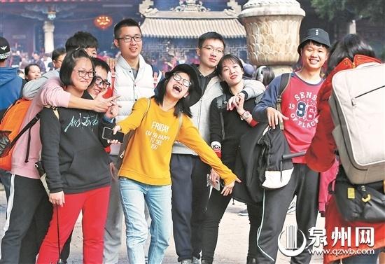 春节期间泉州天气多变 阳光、冷空气、雨水挨个来访