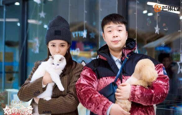 沈梦辰带杜海涛回家过年,获全村人迎接排场太大,横幅上的5个字亮了!