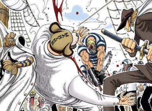海贼王:7大海贼曾经都是海军,1人打伤过卡普
