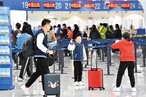 春节出境游热潮来袭 多国争相吸引中国游客