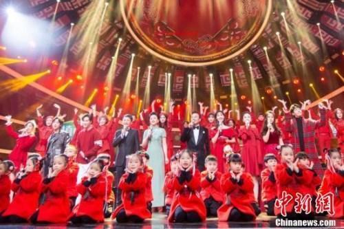 """""""四海同春""""2019环球华裔华人春节大联欢相约月朔"""