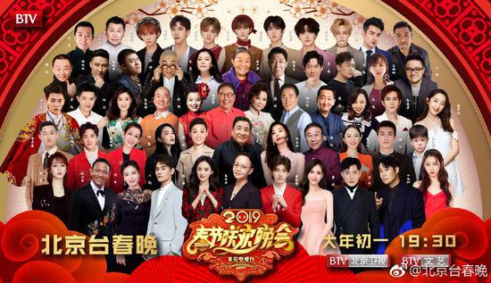 北京卫视春晚海报曝光不见吴秀波 吴秀波春晚镜头真的全被删了吗