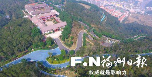 长乐:公园遍布城区 尽享生态福利