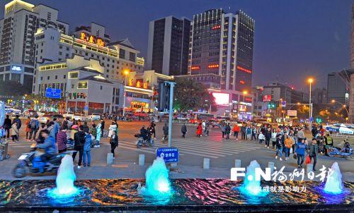 福州春节市场购销两旺年味足