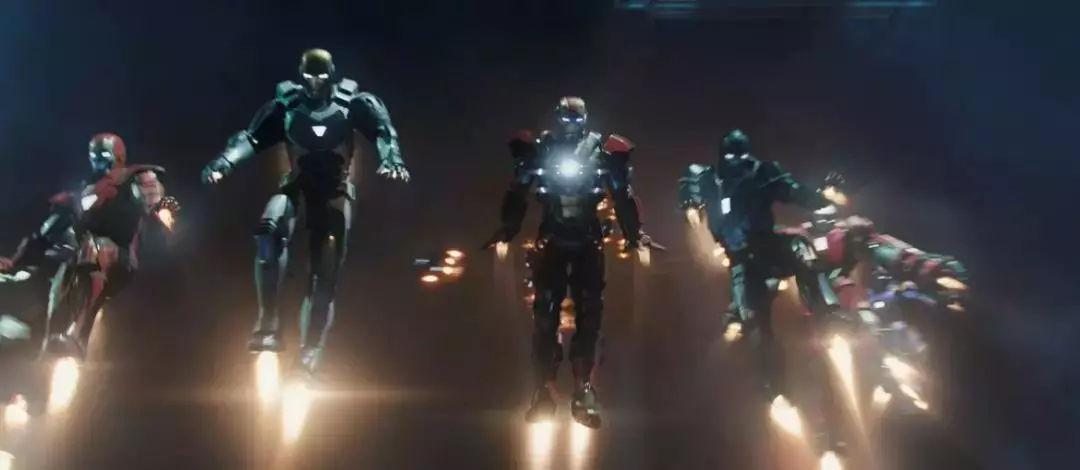 复联4最宣传图新放出 初代英雄们再集结,目的逆转灾难