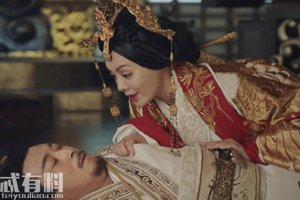 皓镧传王后是第几集下线的 怎么评价赵王和王后的感情